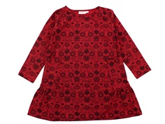 Noa Noa Miniature kjole print red flower